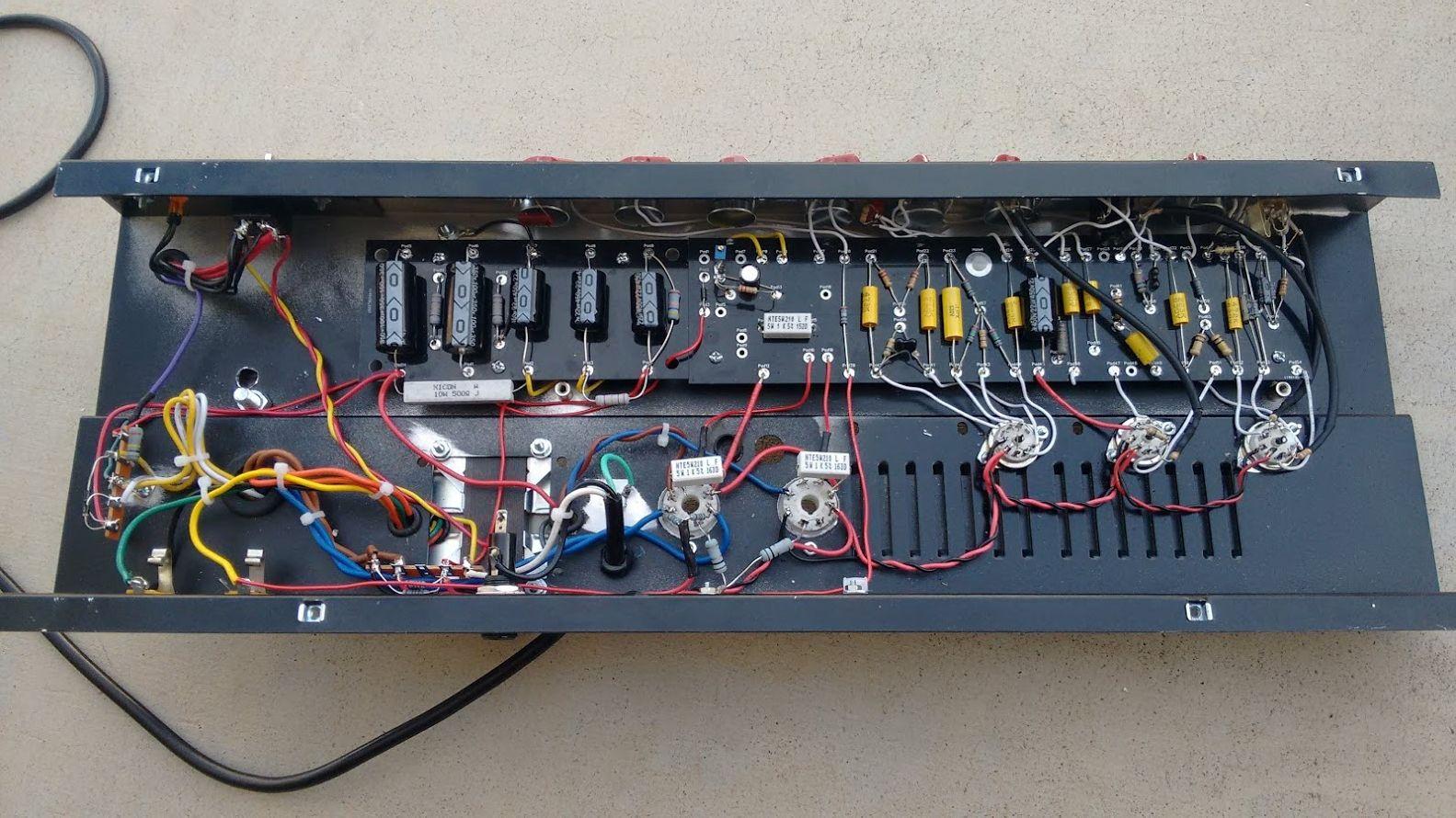 the nervosa dvnator 39 s amp projects. Black Bedroom Furniture Sets. Home Design Ideas
